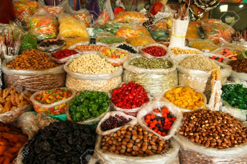 Тбилисский рынок