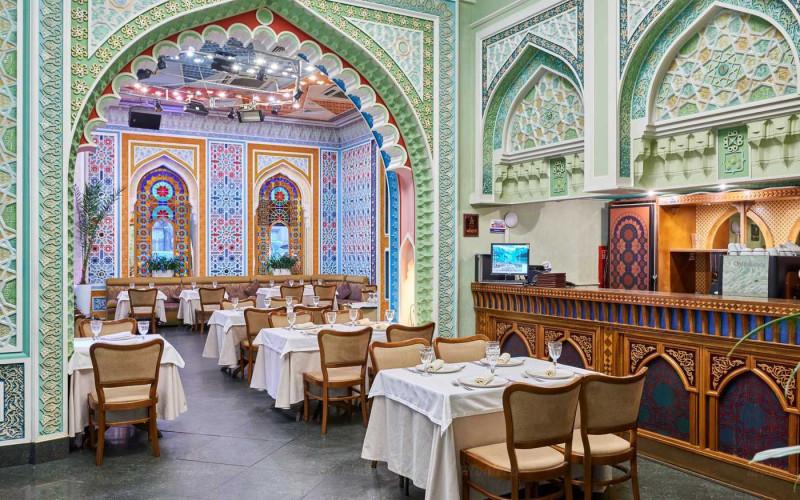 Ресторан Баку в Питере