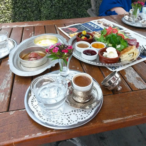 #istanbul #breakfast traditional breakfast - tourist style.jpg