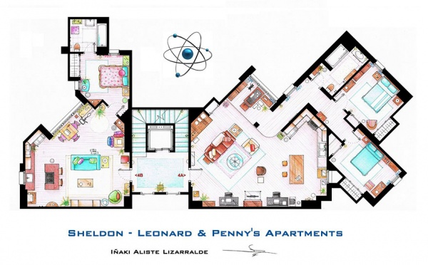 7257005-R3L8T8D-600-famous-tv-shows-floor-plans-inaki-aliste-lizarralde-13