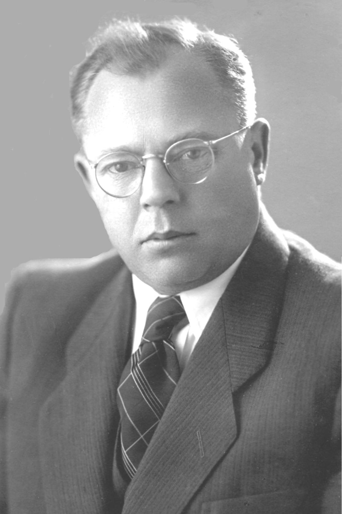 Александр Федорович Макарченко