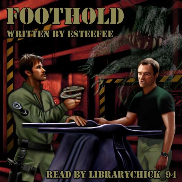 Foothold Podfic cover by Mific