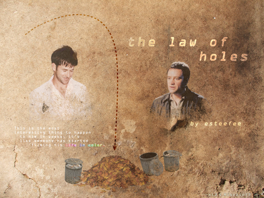The Law of Holes
