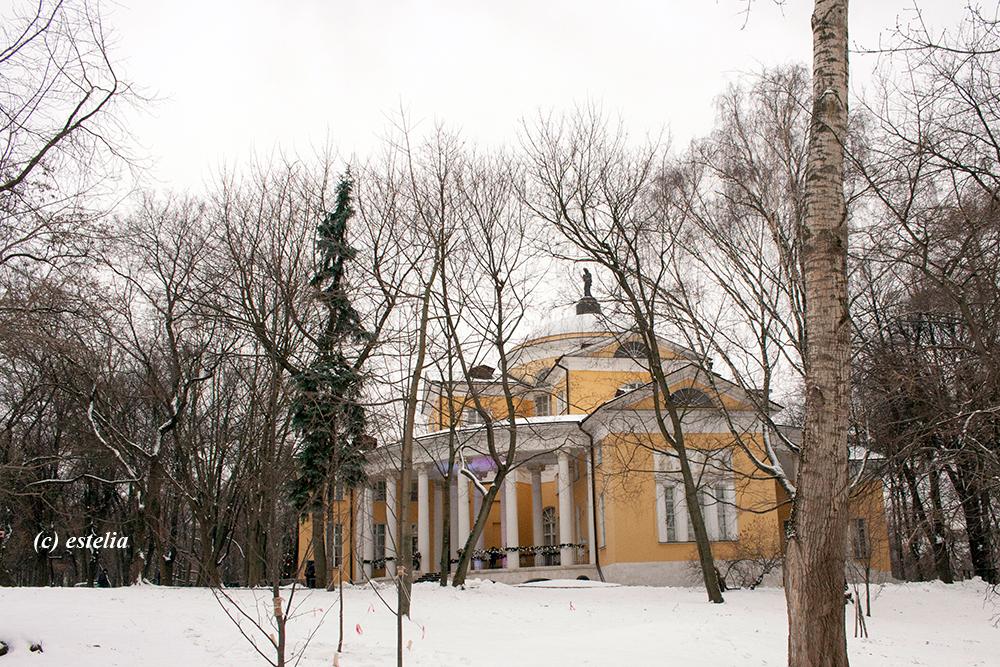 Дворец Николая Дурасова. Усадьба Люблино