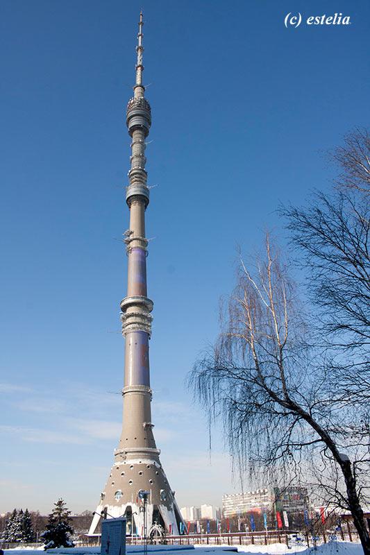 Останкинская Башня. Экскурсия по одному из символов советской эпохи