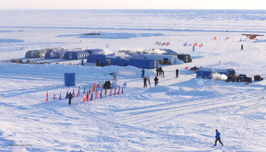 Вторая группа Большой Арктической Экспедиции еще набирается