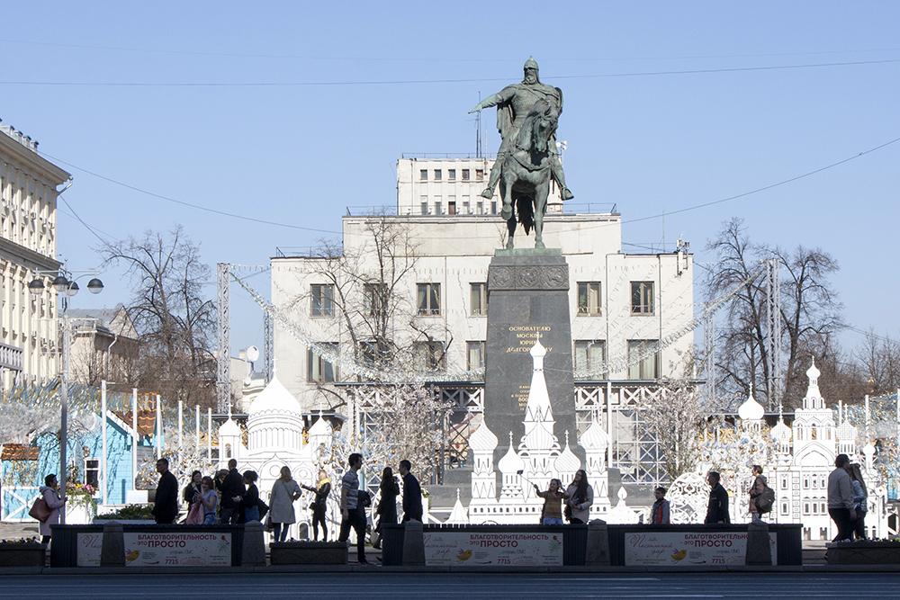 """Москва. Весна. Фестиваль """"Пасхальный Дар"""""""