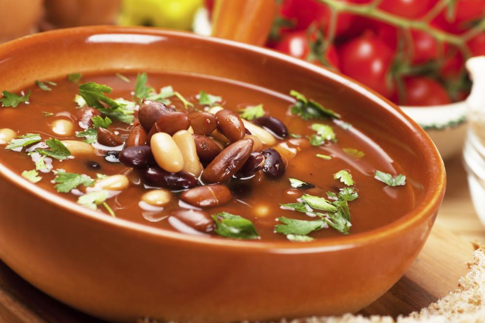 Фасолевый суп. Секреты приготовления