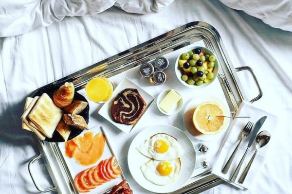 Добавим бодрости: 12 утренних продуктов