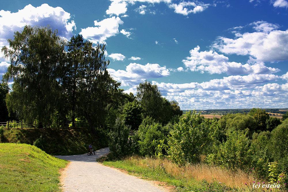 Чудесная природа близ деревни Бехово