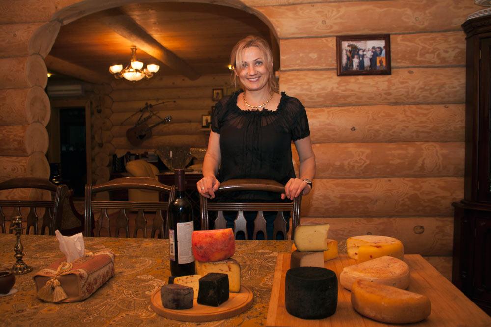 Сыр. Как в Поленово выглядит импортозамещение