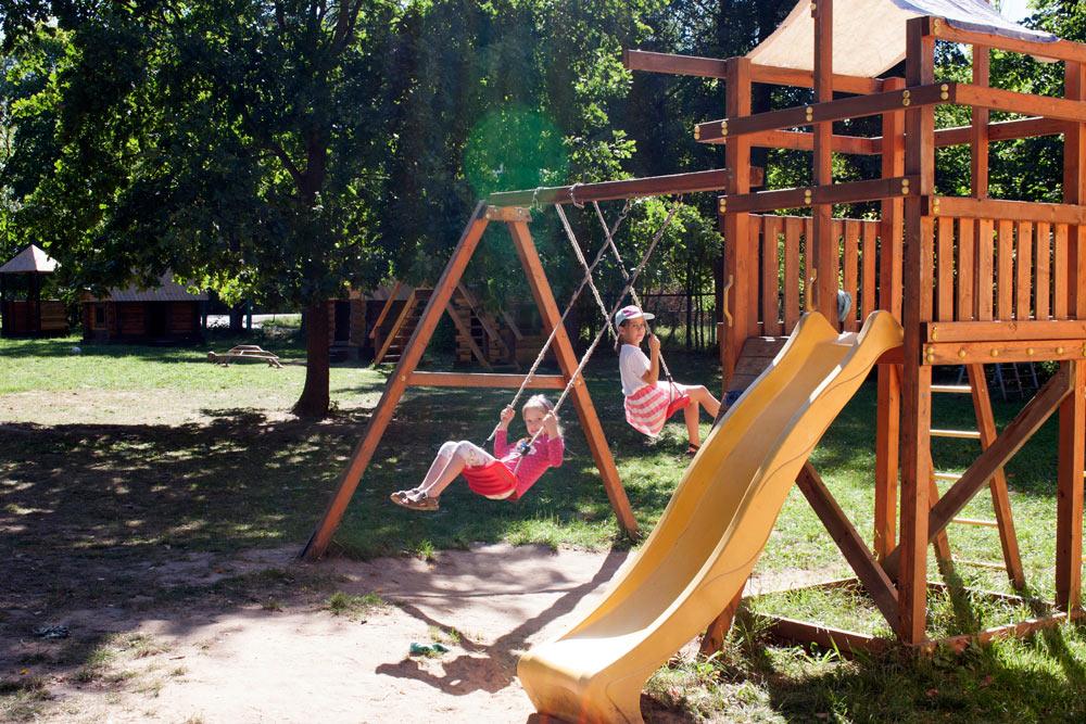 Республика Поленово. Каким должен быть детский лагерь?