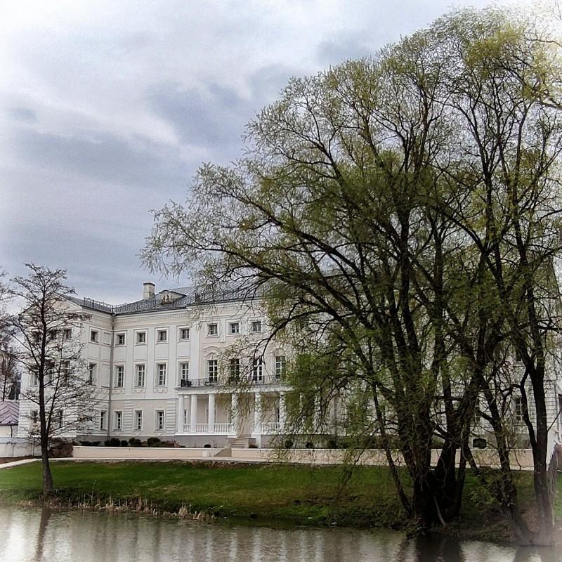 Музей-Усадьба Гончаровых Полотняный завод