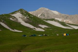 Это наш лагерь