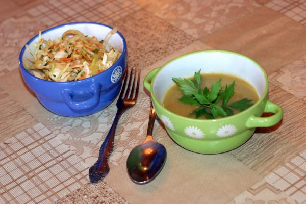 здоровая еда на дом