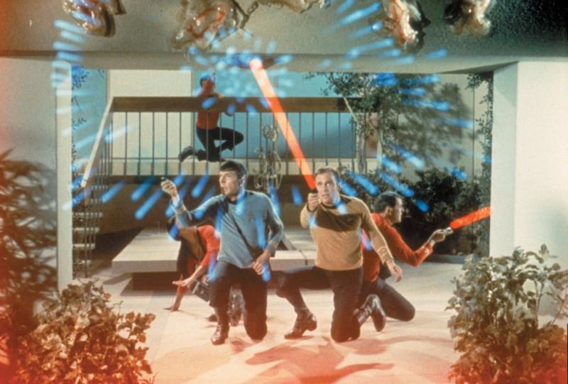 классический Стар Трек Star Trek Звездный путь
