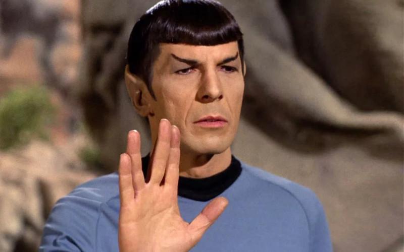 классический Стар Трек Star Trek Звездный путь Спок