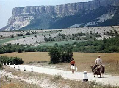 Алушта: по следам «Кавказской пленницы»