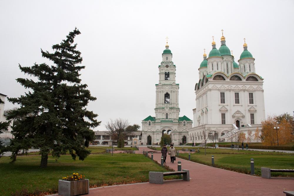 Астрахань успенский собор