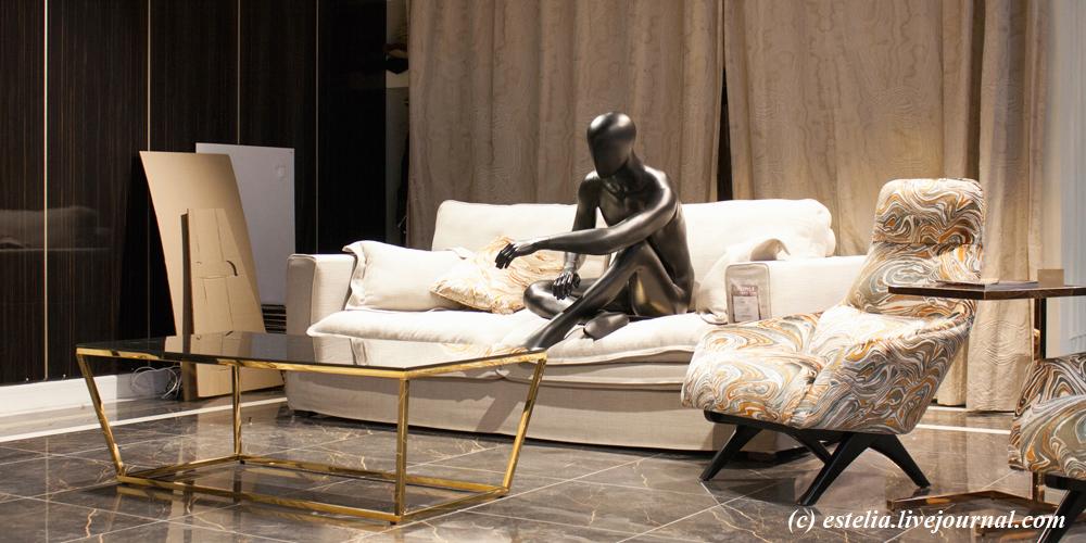 Покупка дивана в Гранде. Инструкция в картинках