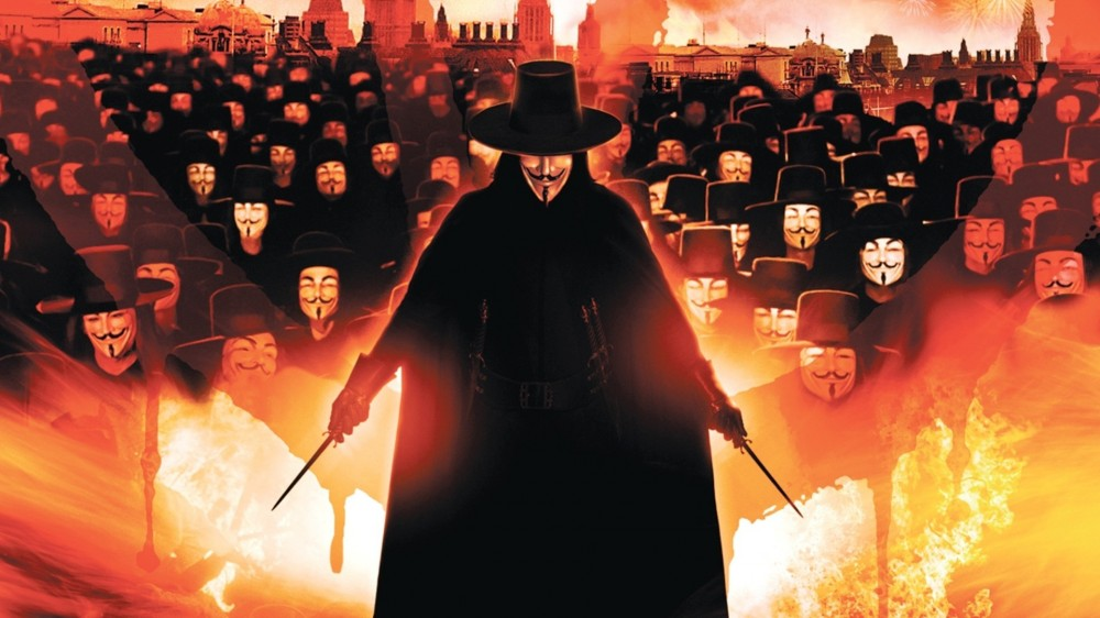Но уж маску Анонимуса / Гая Фокса признают многие