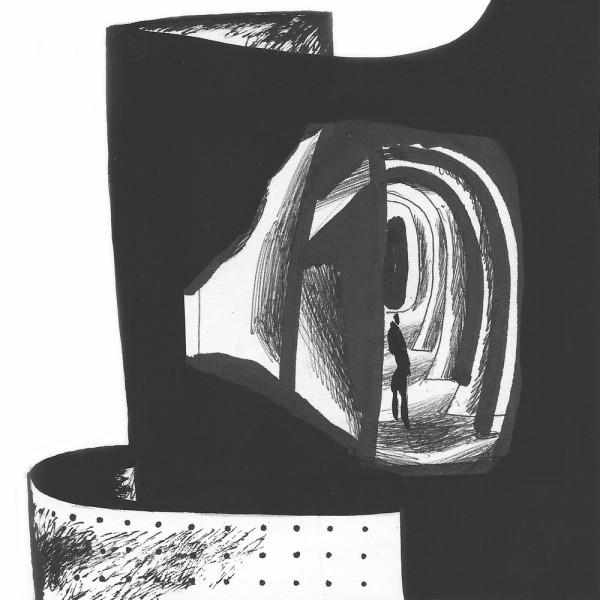 110 Серия Пространство Музея Геологии