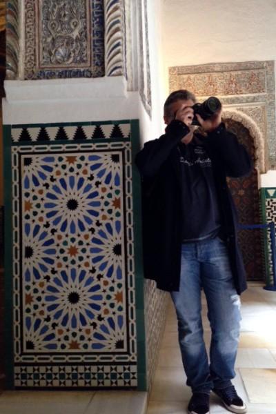мавританские колонны