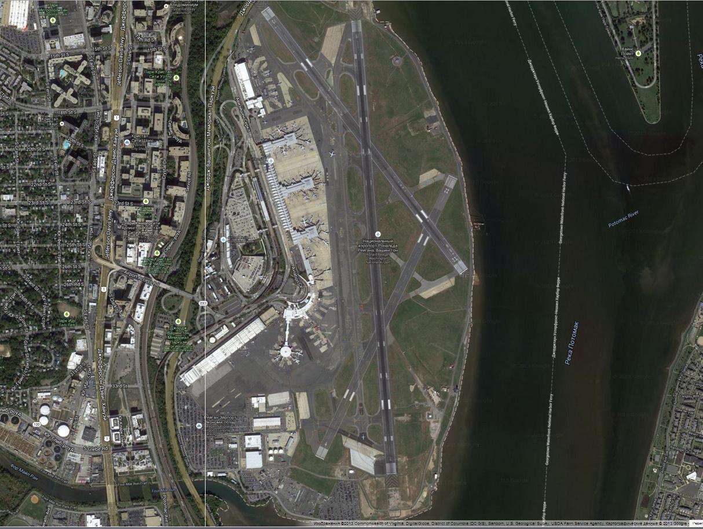 Аэропорт даллес вашингтон схема 912