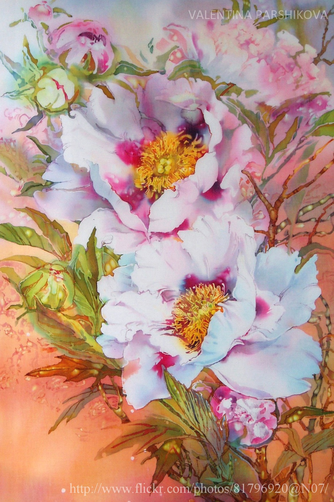 основы рисунка масляными красками