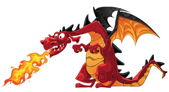 Змей огнедышащий