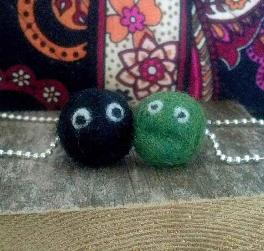 frightened beads