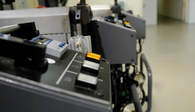 Производство этикетки ЗЗЦМ - флексография, тиснение.