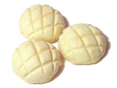 """Хліб-диня (яп. (ロンパン, читається """"мерон пан"""")"""