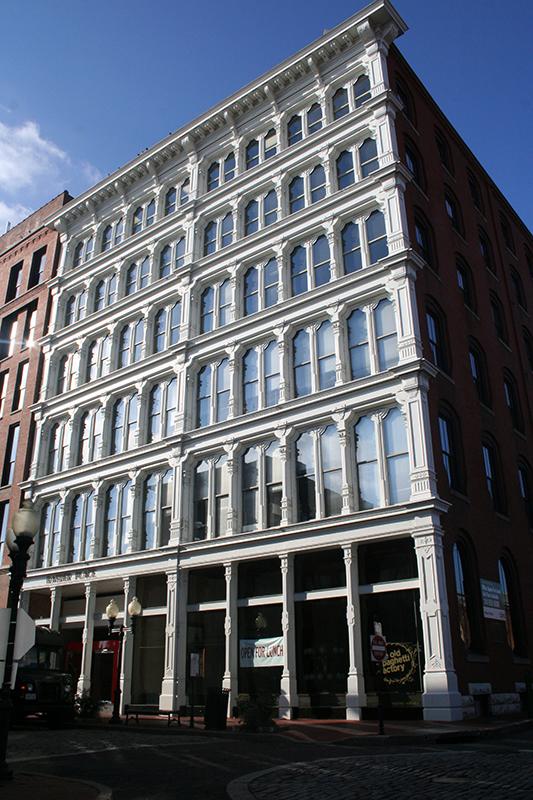 Christian Peper Building