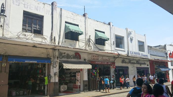 Merida downtown (1)