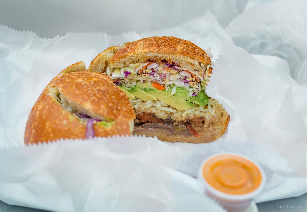 Super Lomo Sandwich from Surco by Kostsina