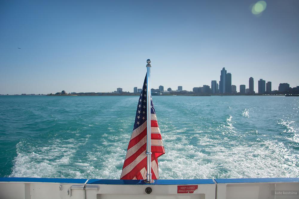 Chicago Michigan lake