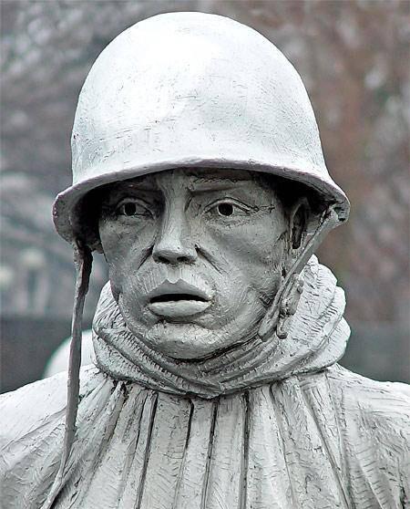 The world's ugliest monuments? Alternative CNN Самые уродливые памятники в мире Korean War Veterans Memorial