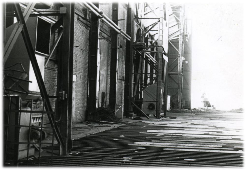 Строительство ангара