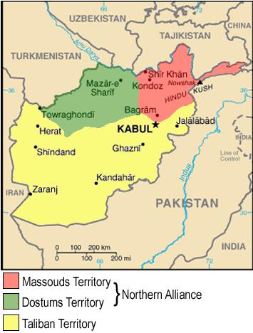 Талибан 1996