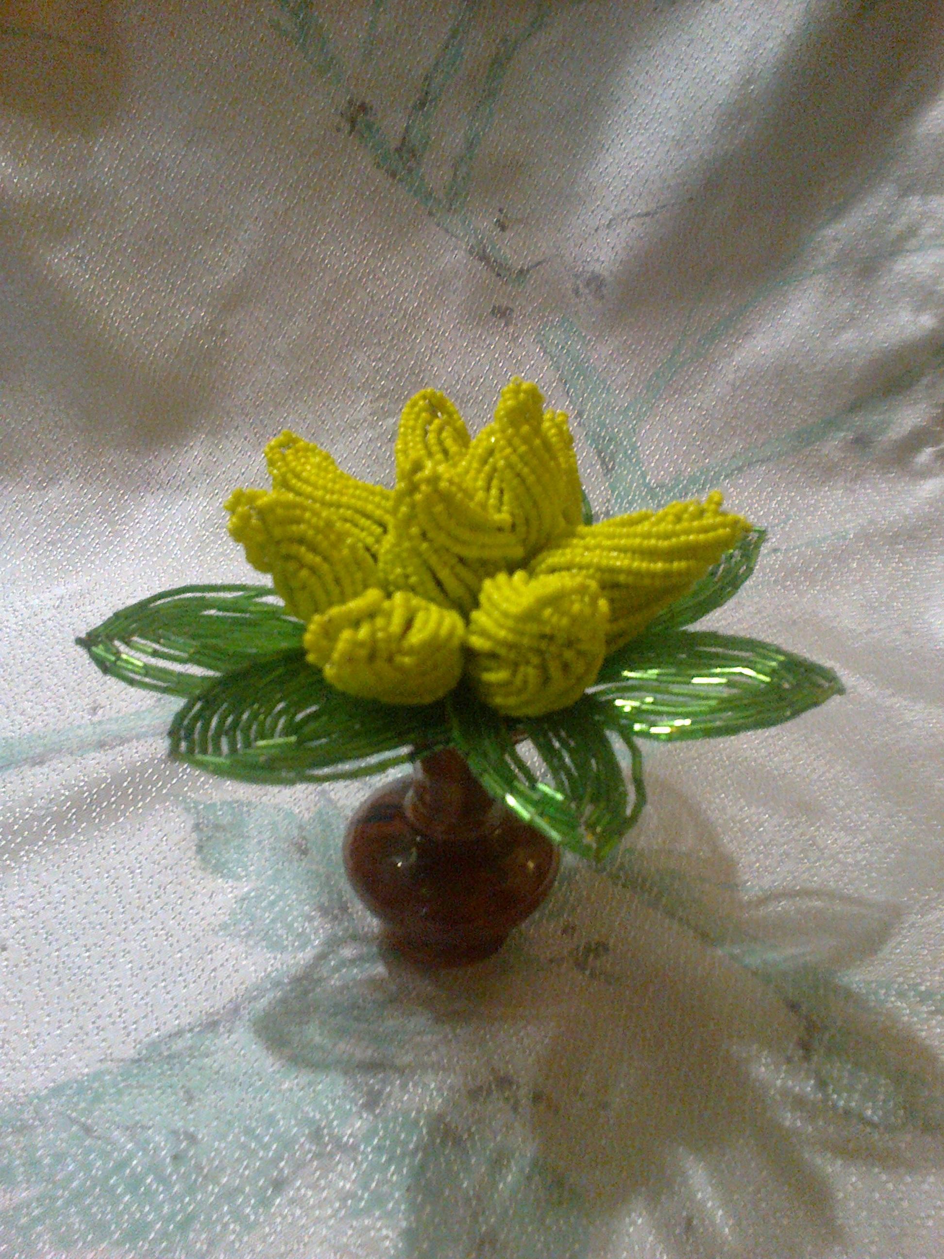 желтые т