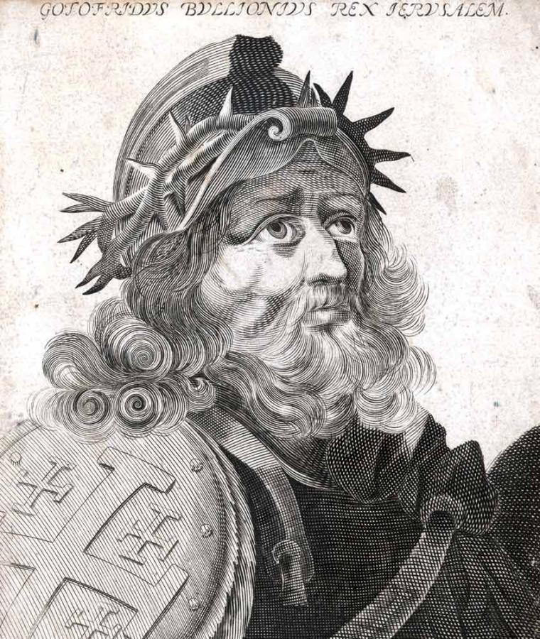 Godfrey-Bouillon-Crown-Thorns