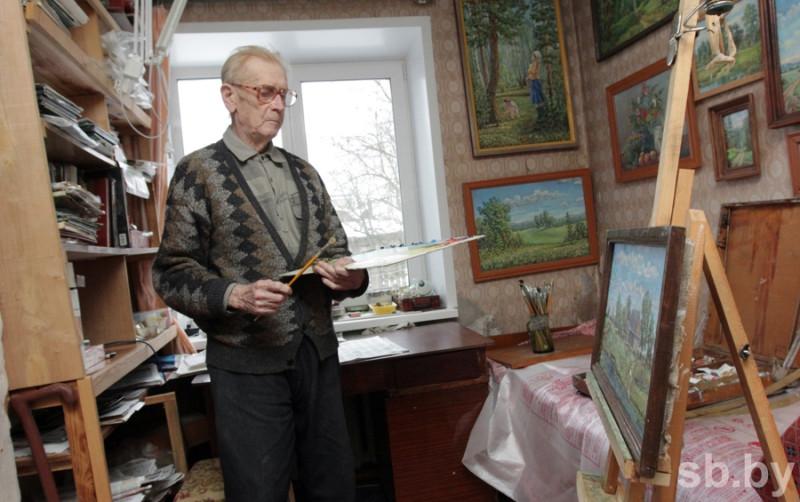 Ушачский котёл. Немного о народном творчестве вообще и живописи, в частности.