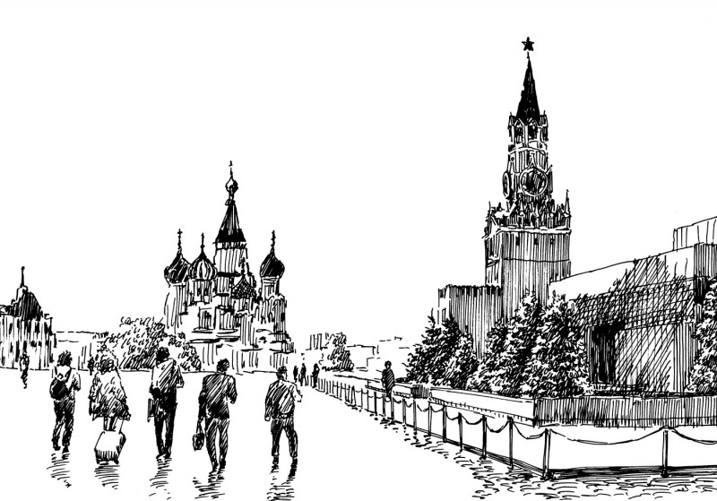 Moscow Red Square 02 img