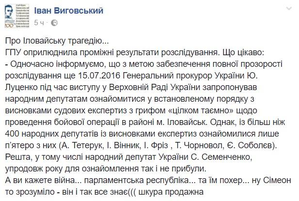 Иловайская трагедия: ГПУ обнародовала финальные результаты расследования - Цензор.НЕТ 4758