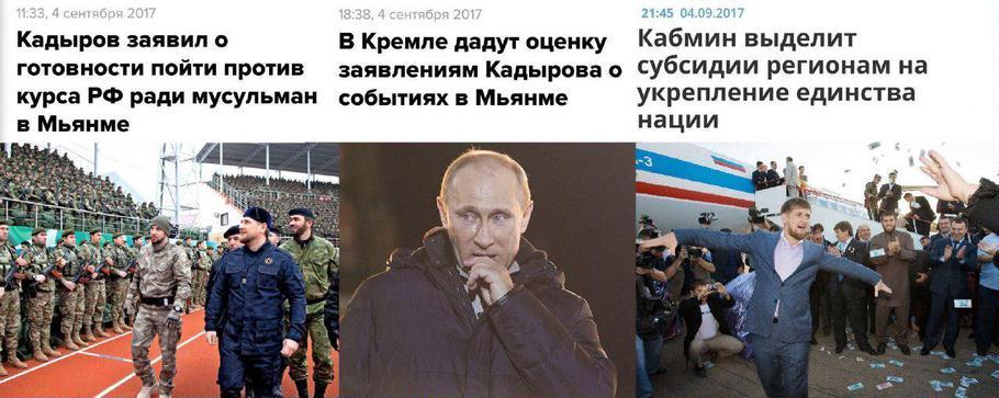 Мы создали и щедро спонсируем в отдельно взятом субъекте РФ экстремистский исламистский режим, - Навальный о заявлении руководства Чечни - Цензор.НЕТ 2673