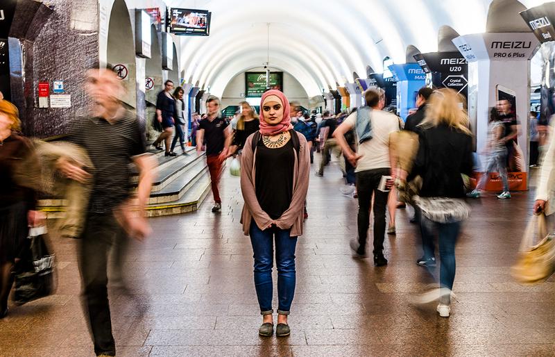 Как я ходила в хиджабе ради эксперимента