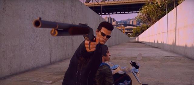 Фотограф полностью воссоздал на движке GTA V фильм «Терминатор 2»