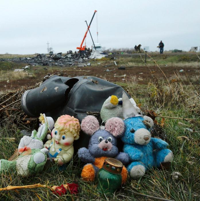 Годовщина трагедии рейса МН17