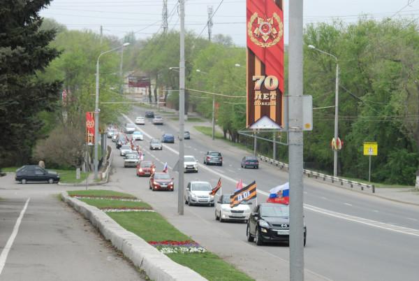 фото автопробега в ростове на левом москвы разрешили продавать